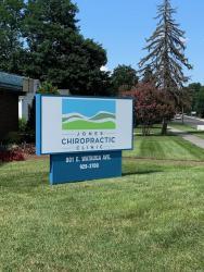 Jones chiropractic clinic